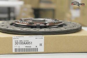 OEM NEW 2006-2013 Genuine Subaru Baja Forester Complete Clutch Disk 30100AA851