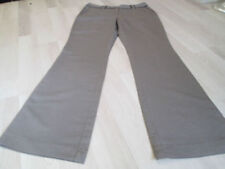 Cotton Bootcut Trousers Size Petite for Women