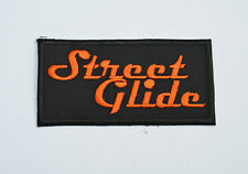 patch , écusson  street glide,  5/10cm