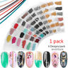 Decoration Punk 3D DIY Manicure Nail Art Metal Chain Alloy Studs Mix Design