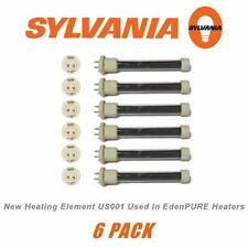 58911 US001 Sylvania 500W/T6/115V EdenPURE 6 Pack Infrared Heater Element