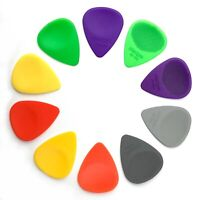 Wedgie Guitar Pick Variety Pack | Medium Player Pack | .60mm to .73mm | 10 pcs