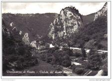 roccaporena di cascia veduta del sacro scoglio VIAGGIATA 1966 COD.C.1694