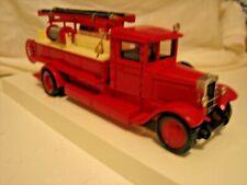 RUSSIAN Zis-5,  PMZ-3 MINSK,1933 FIRE Truck 3HC 1:43 Scale,VM Co., Ltd.,Russia