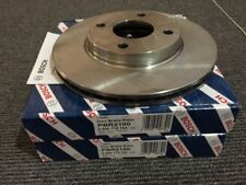Bosch PBR 2100 disc brake set Ford Focus 2002 2005