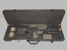 NEW Aliens Colonial Marines Pulse Rifle Replica Gun + Case Sega Armat Game Promo