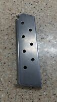 1911 1911A1 COLT, KIMBER, REMINGTON NEW .45 (acp) STAINLESS MAGAZINE-7 ROUND