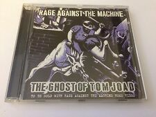 RAGE AGAINST THE MACHINE - THE GHOST OF TOM JOAD - CD