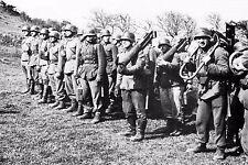 WW2 - Géorgiens de l'Armée allemande - Environs Sainte-Mère-Eglise - Mars 1944