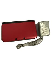 nintendo DS 3d xl  Red, With Game!