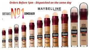 Maybelline Instant Anti Age Eraser Concealer 6.8ml Various Shades Brand New Seal