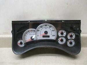 15199643 15179500 03 2003 Hummer H2 Instrument Cluster Speedometer MPH OEM