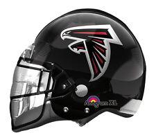 "NFL Atlanta Falcons Football Helmet 21"" Foil Balloon Double Sided 3 Pack"