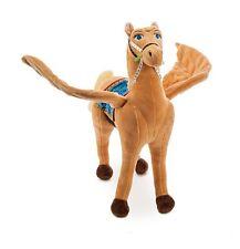 Disney Store Authentic Sofia the First Saffron Horse BIG Plush Stuffed Animal