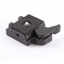 Tripod Quick Release Clamp Plate Mount Screw Adapter For DSLR Camera USWarehouse