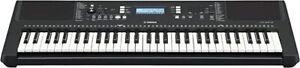 Keyboard Yamaha PSR-E373 Digital Piano Klavier Tastatur 61 Tasten Instrument