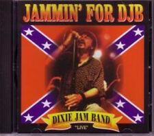 """Dixie jam band: """"Jammin 'for DJB"""" (CD reissue)"""