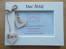 Personalised Christening Naming Day Baptism Photo Frame Gift QUICK POSTAGE