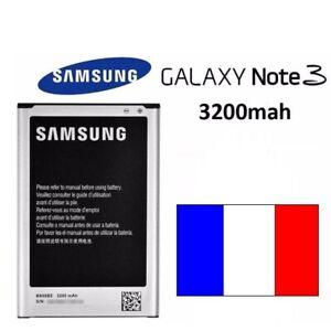 Batterie Samsung Galaxy Note 3 B800BE B800BC B800BU 3200 MAH battery