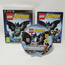 Lego Batman PS3 Sony Playstation 3 Game PAL UK Complete