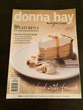 Donna Hay Magazine Aug/Sep 2011 Issue 58 Food With Friends Sold Out