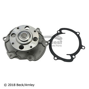 One New Beck/Arnley Engine Water Pump 131-2378