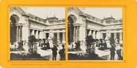 Francia Parigi Esposizione Universale 1900 Piccolo Palais Foto Stereo 61n17