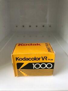 Kodak kodacolor VR 1000 Nos !!