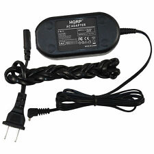 AC Adapter Power Supply for Canon PowerShot SX1, SX10 IS, SX20 IS Digital Camera