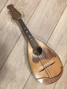 "mandolino napoletano ""Vesuvio"" 1908"