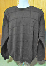 IZOD  Men's Olive Green Xtra-Large Pullover Sweater