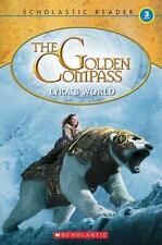 The Golden Compass: Lyra's World by Kay Barnham and Kay Woodward 2007 Paperback