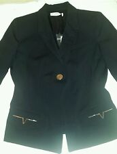 Versace Collection black blazer size UK 12 IT 44