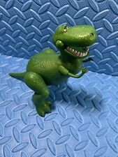 """toy story Rex Figure 9""""x5"""" Loose"""