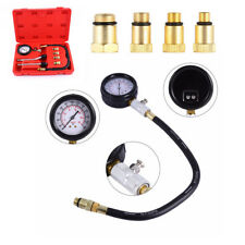 Petrol Engine Cylinder Compression Tester Kit Cylinder Leak Down Testing tools