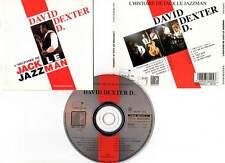 """DAVID DEXTER D. """"L'Histoire De Jack Le Jazzman"""" (CD) 1993"""