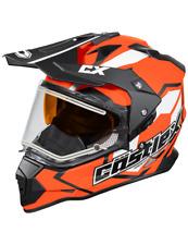 Castle X Mode DS SV Team Electric Helmet Flo Orange