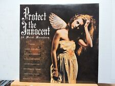PROTECT THE INNOCENT 2LPset MOTORHEAD/Purple/OZZY/Rush/SABBATH/Magnum freeUKpost