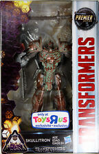 Transformers: Last Knight ~ SKULLITRON EXCLUSIVE ACTION FIGURE ~ Deluxe Class