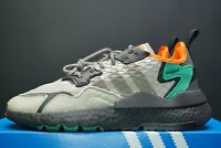 adidas Nite Jogger Sesame Black Bold Trainers Shoes OG DS Sneakers 3M Rope Laces