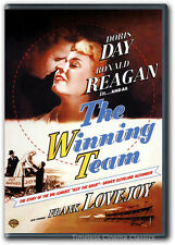 The Winning Team DVD New Doris Day Ronald Reagan Frank Lovejoy