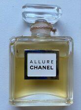 chanel allure parfum 7,5 ml 0.25 fl oz vintage