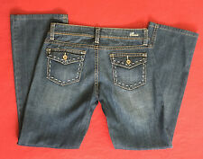 "GUESS womens straight leg jeans size 29 (32x31"")"