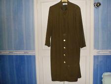 Caroline ROHMER robe droite classique T.46/48 état neuf