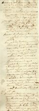 Manoscritto Studio Storia Terra dei Galli e Popolazioni Celtiche Francia 1600