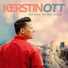 Kerstin Ott - Ich muss Dir was sagen CD OVP