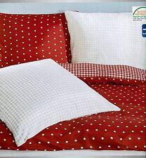 Bettwäsche Rot Weiß Günstig Kaufen Ebay