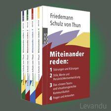 MITEINANDER REDEN 1-4   FRIEDEMANN SCHULZ VON THUN   Psychologie Kommunikation