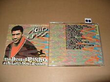 Pucho & His Latin Soul Brother Best of cd 1996 cd + Inlays are Ex +