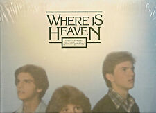 WHERE IS HEAVEN by JANICE KAPP PERRY (Prime Recordings 1979) LP Mint/Sealed